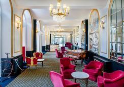 Grand Hotel Gallia & londres - Lourdes - Sala de estar