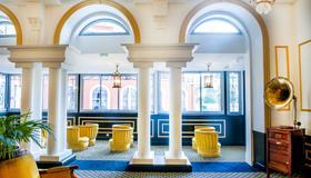 Grand Hôtel Gallia Chapelle & Spa Nuxe - Lourdes - Lobby
