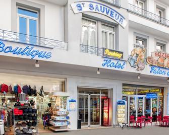 Hotel Saint Sauveur - Лурд - Building