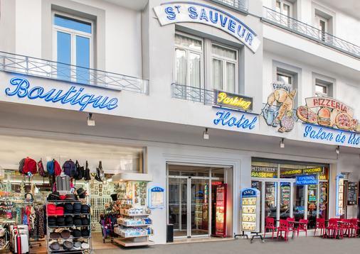 Hotel Saint Sauveur - Lourdes - Building