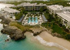 Four Seasons Resort and Residences Anguilla - West End Village - Edificio