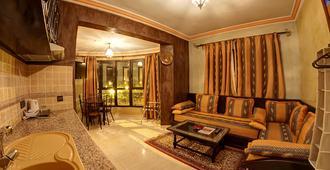 Amani Hotel Suites & Spa - Marrakech - Sala de estar