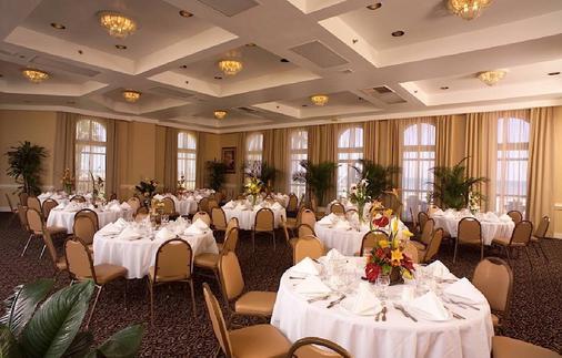 El Caribe Resort & Conference Center - Daytona Beach Shores - Banquet hall