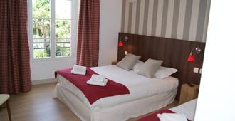 Hôtel Au Refuge - Dinan - Chambre