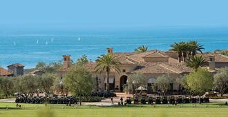 The Resort At Pelican Hill - Newport Beach - Gebäude