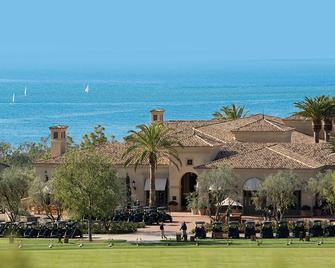 The Resort At Pelican Hill - Newport Beach - Building