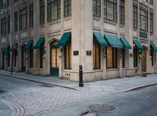 華爾街旅館 - 紐約 - 建築