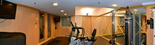 The Wall Street Inn - New York - Gym