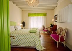 Quinta Miraflores Boutique Hotel - Lima - Habitación