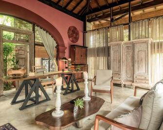 Eraeliya Villas & Gardens - Велігама - Living room