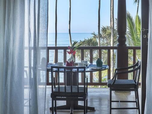 Eraeliya Villas & Gardens - Weligama - Parveke