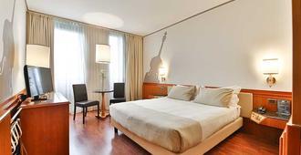 Hotel Leon D'oro - Verona - Phòng ngủ