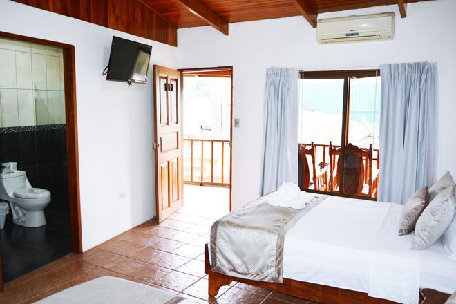 Arenal Hostel Resort - La Fortuna - Varanda