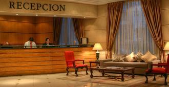 Hotel Costa Real - לה סרנה - דלפק קבלה