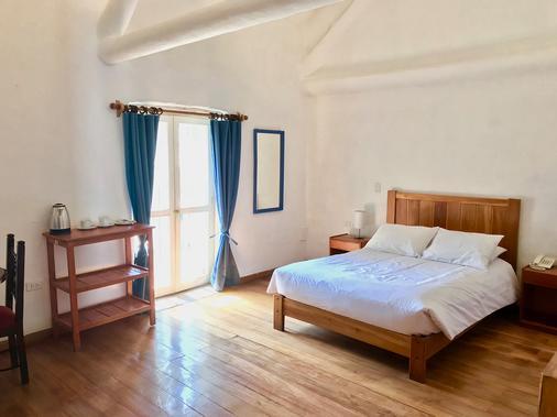 Inkarri Cusco - Cusco - Phòng ngủ