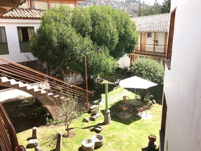 Inkarri Cusco - Cusco - Patio