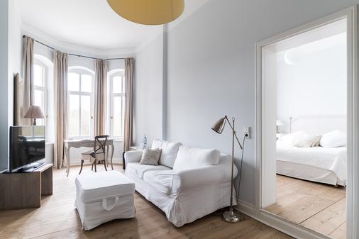 Schloss Gamehl - Wismar - Bedroom