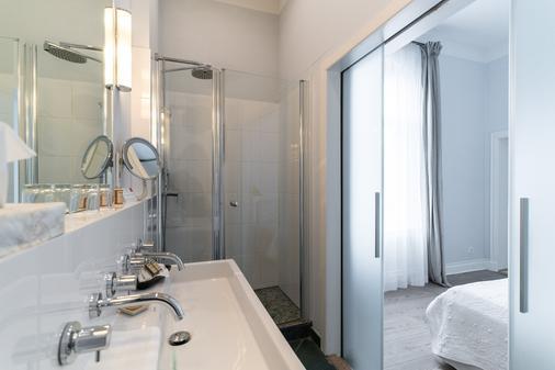 Schloss Gamehl - Wismar - Bathroom