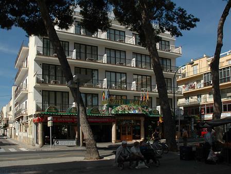 Hotel Balear - Palma de Mallorca - Building