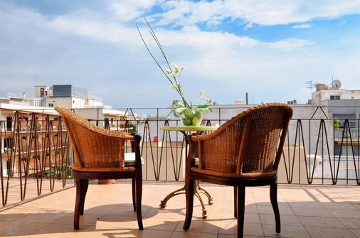 Hotel Balear - Palma de Mallorca - Balkon