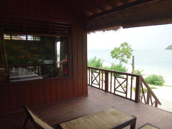 Nirvana Gili Sudak - Sekotong Barat - Balcony