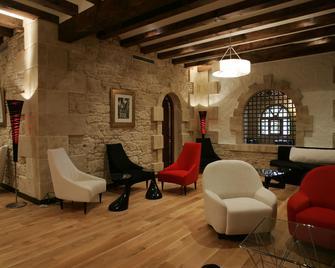 Hotel Termal Abadia de Los Templarios - La Alberca - Lounge