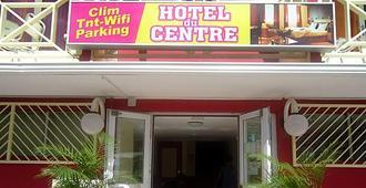 Hotel Du Centre - Сен-Дени
