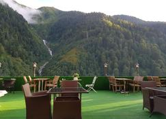 Ayder Doga Resort - Rize - Patio