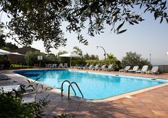 Hotel La Terrazza - Assisi - Pool