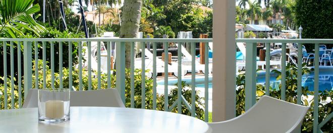 Villa Venezia - Fort Lauderdale - Balcony