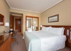 Hotel Madrid Alameda Aeropuerto Affiliated by Meliá - Madrid - Bedroom
