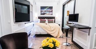 Diamond Suites - Keflavik - Makuuhuone