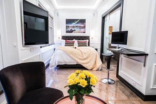 Diamond Suites - Keflavík - Schlafzimmer