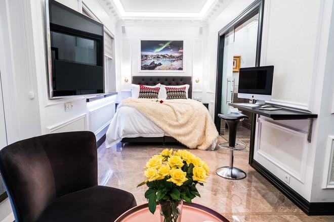 Diamond Suites - Keflavík - Habitación