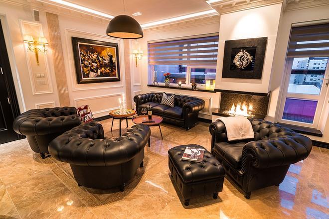 Diamond Suites - Keflavík - Sala de estar