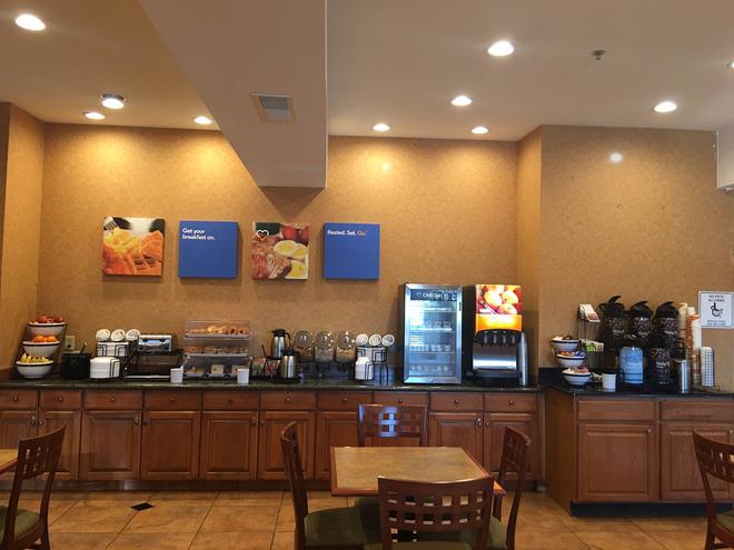 Comfort Inn & Suites - Las Cruces - Restaurant