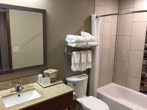 Comfort Inn & Suites - Las Cruces - Phòng tắm