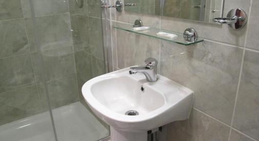 Boston Manor Hotel - London - Bathroom