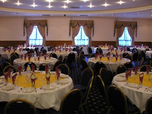 Boston Manor Hotel - London - Banquet hall