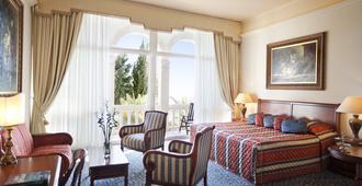 Grand Villa Argentina - דוברובניק - חדר שינה