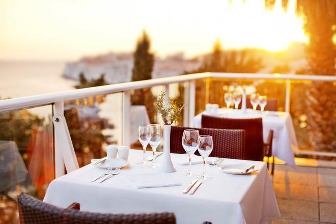 Grand Villa Argentina - Dubrovnik - Ravintola
