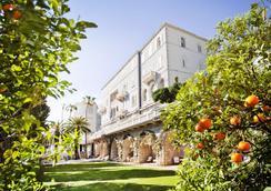 Grand Villa Argentina - Dubrovnik - Rakennus