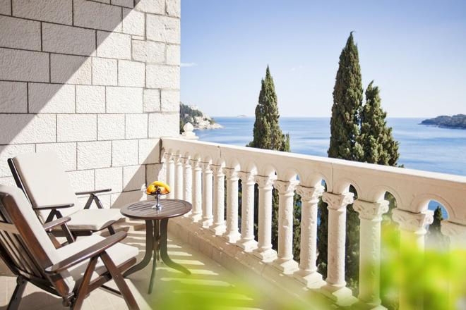 Grand Villa Argentina - Dubrovnik - Parveke