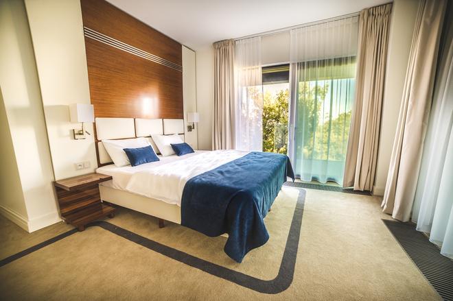 Hotel Sopot - Sopot - Bedroom