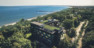 Hotel Sopot - Sopot - Näkymät ulkona