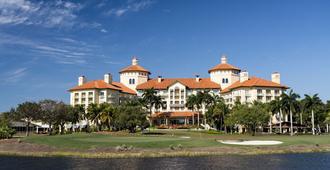 The Ritz-Carlton Golf Resort Naples - Неаполь - Здание