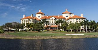 The Ritz-Carlton Golf Resort Naples - Naples - Edificio