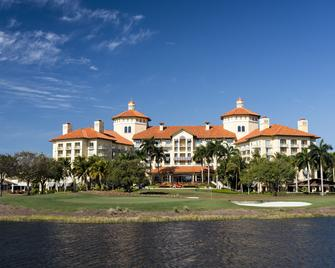 The Ritz-Carlton Golf Resort Naples - Napels - Gebouw