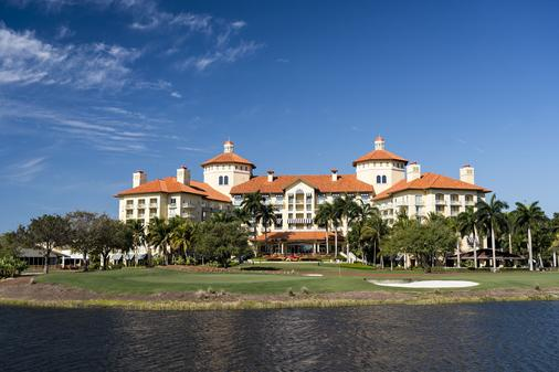The Ritz-Carlton Golf Resort Naples - Naples - Rakennus
