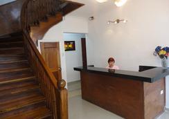 Hotel Casa Sabelle - Bogotá - Front desk
